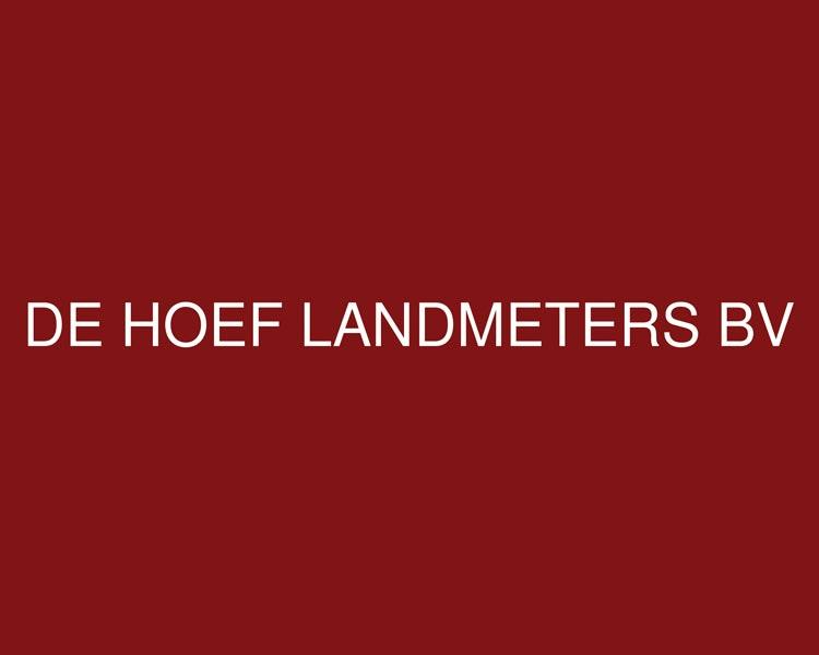 de-hoef-landmeters