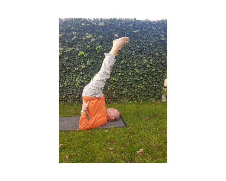 Heistse yogakring