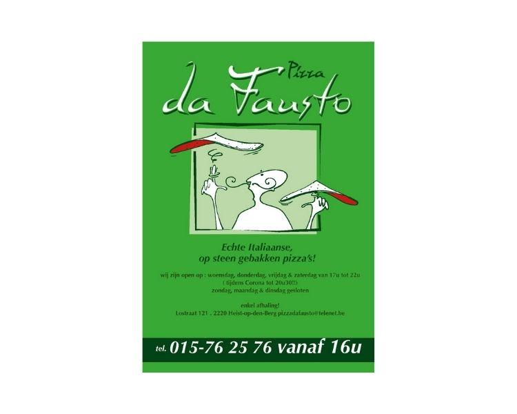 Pizza da Fausto