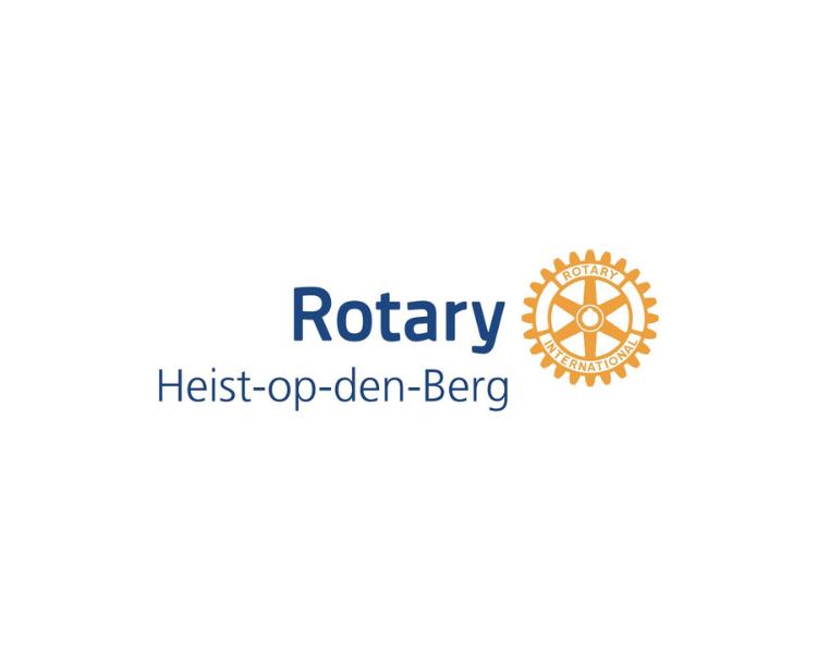 Rotary Club Heist-op-den-Berg logo
